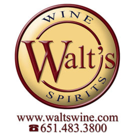 Walts Wine Logo
