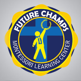 School logo for Future Champs Montessori