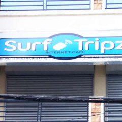 Surf Tripz Logo