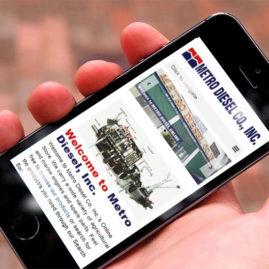 Metro Diesel website