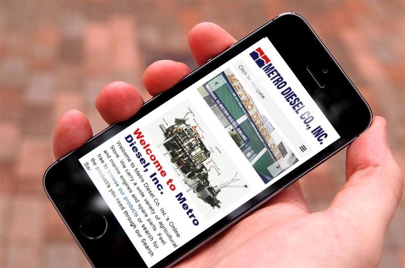 Metro Diesel Co Inc website