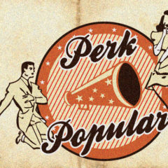 Business Logo Design for Perk Popular