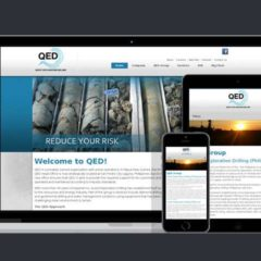 QEDrill Website