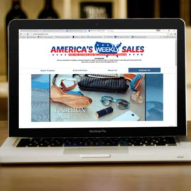 Americas Weekly Sales Website