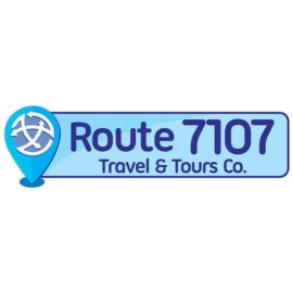 Customized Logo for Route 7107 Travel & Tours Co.