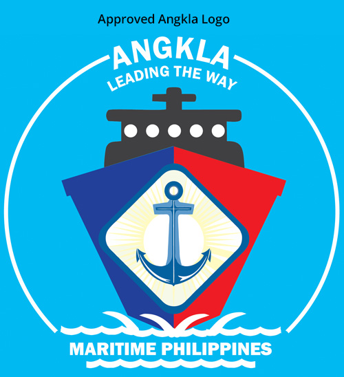 Maritime logo design for Angkla